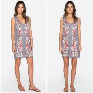 Johnny Was Cattleya long tunic / mini dress